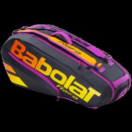 Raquetero tenis Babolat RH6 Pure Aero Rafa