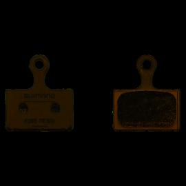 Pastillas de freno Shimano K03S resina M9100/R9170/R807
