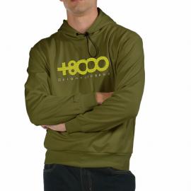 Sudadera +8000 Alejo verde...