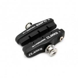 Par zapatas Clarks Road 55mm Shimano codigo CPS459