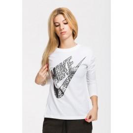 Camiseta Nike Manga Larga Grafico