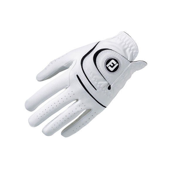 Guantes FootJoy WeatherSof blanco