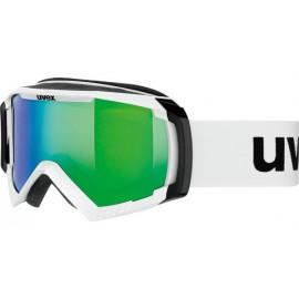 Uvex Apache II  White S3