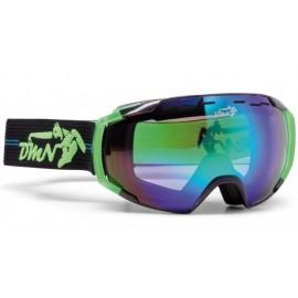 Mascara Dmn Storm cristal negro verde