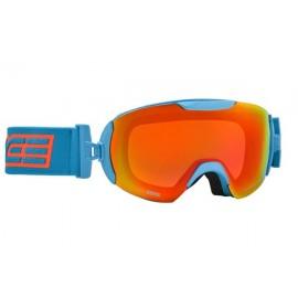 Mascara Salice 604 azul naranja