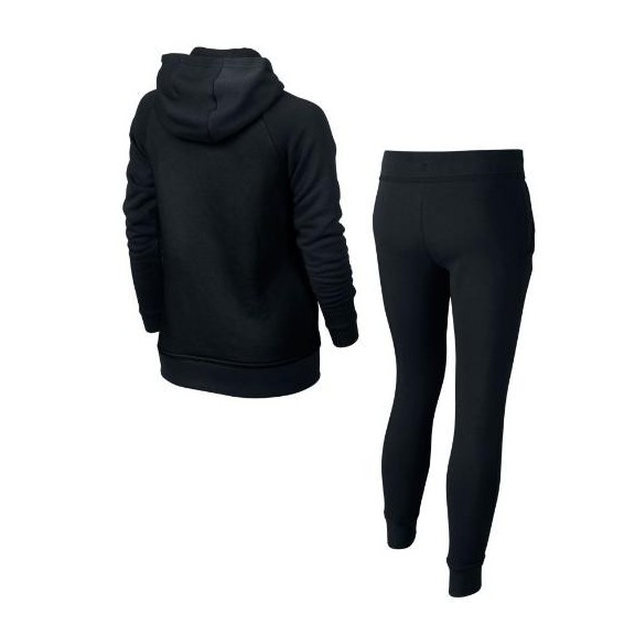 Chandal Nike Track Suit Ft Negro