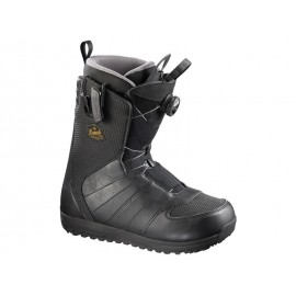 Botas  Snow Salomon Launch Boa Sj negro