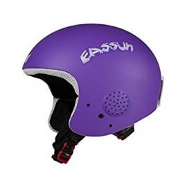 Casco Eassun Apache III mate violeta
