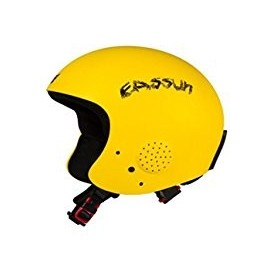 Casco Eassun Apache III mate amarillo
