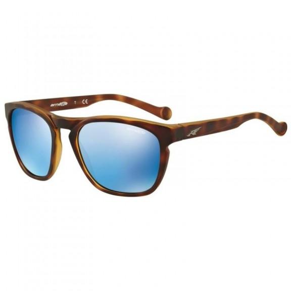 Gafas Arnette Groove An4203  215255 55 havana blue mirror