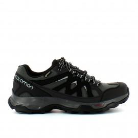 Zapatillas montaña Salomon Effect GTX gris hombre