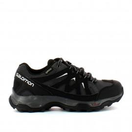 Zapatillas Trekking Salomon Effect W GTX negra mujer