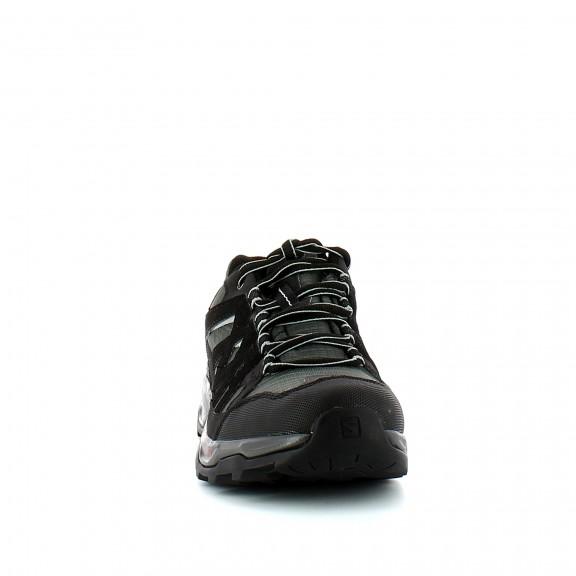 Zapatillas trekking Salomon Effect GTX gris hombre