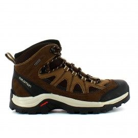 Botas trekking Salomon Authentic Ltr GTX marron hombre