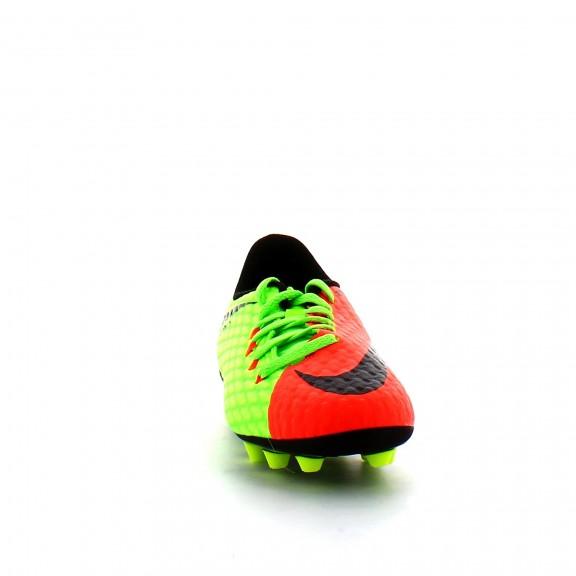 Zapatilla fútbol Nike jr hypervenom phelom 3 agpro fluor
