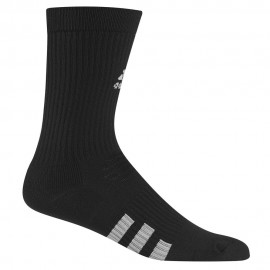 Calcetines Adidas Crew Black pack 2 uds