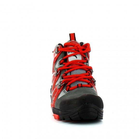 Botas montaña Boreal Aspen junior roja