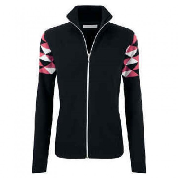 PING KRISTA FULL ZIP SWEATER 2014/15 P93244-2L5
