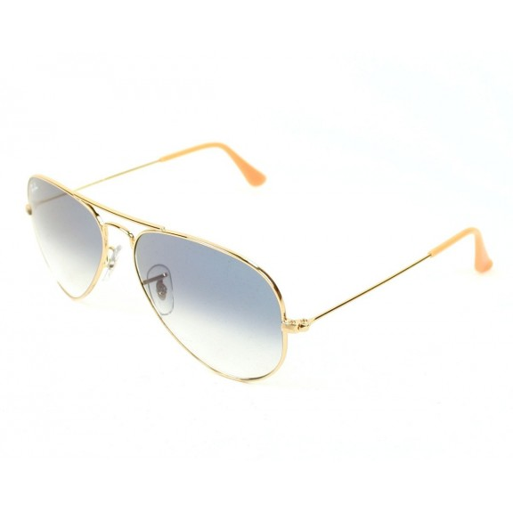 Gafas Ray-Ban Rb3025 001/3f 55 Aviator Large Metal