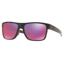 Gafas Oakley Crossrange negro con  lentes prizm road