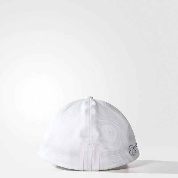 Gorra Golf adidas TR Deltatxt Blanco