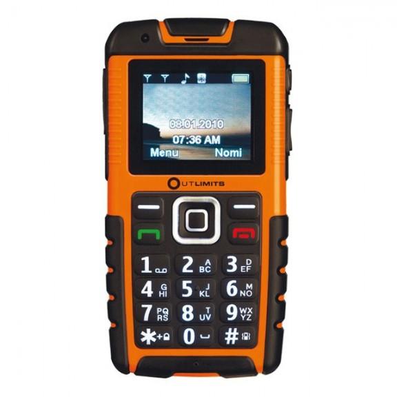 Telefono Ittm Outlimits Dss naranja