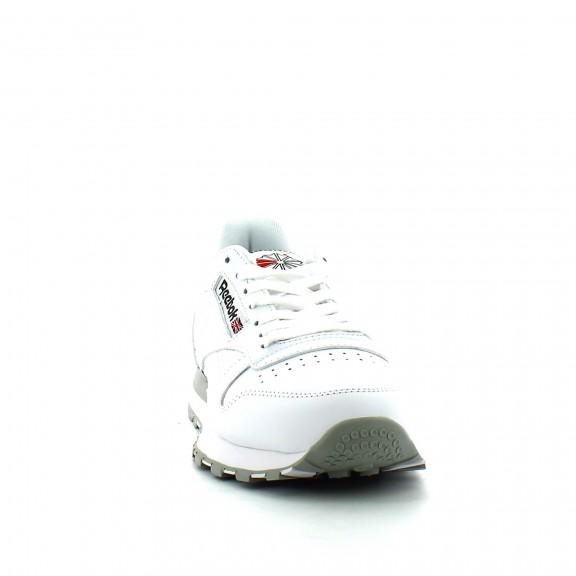 Zapatillas Reebok Classic Leather blanco gris hombre