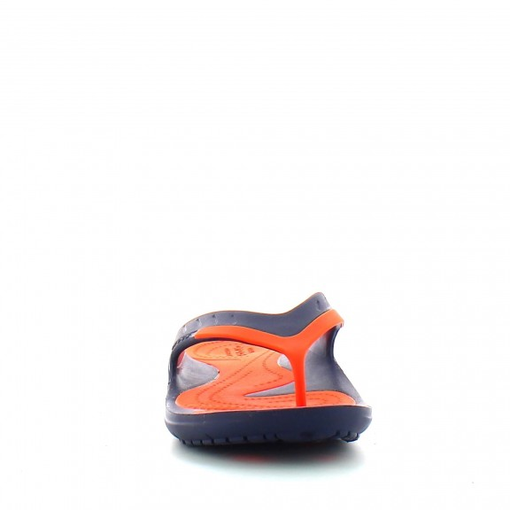 Crocs Modi Sport Flip marino/naranja unisex