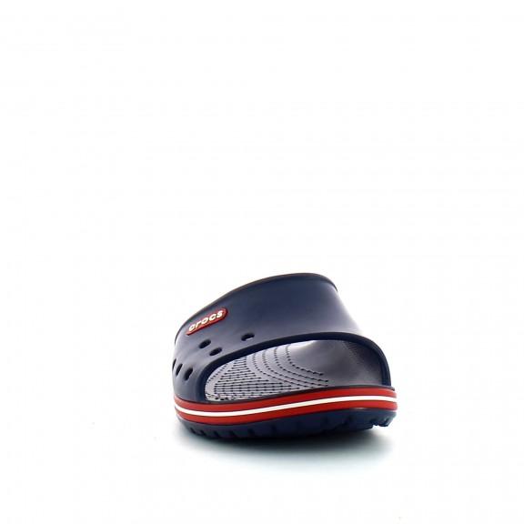Crocs Crocband II Slide marino/rojo hombre