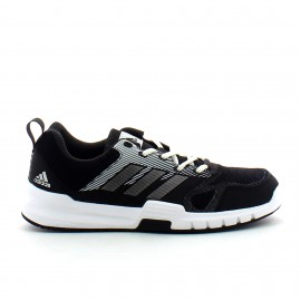 Zapatillas training Adidas Essential Star negro/blanco hombr