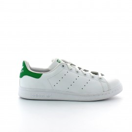 Zapatillas Adidas Stan Smith Jr blanco/verde