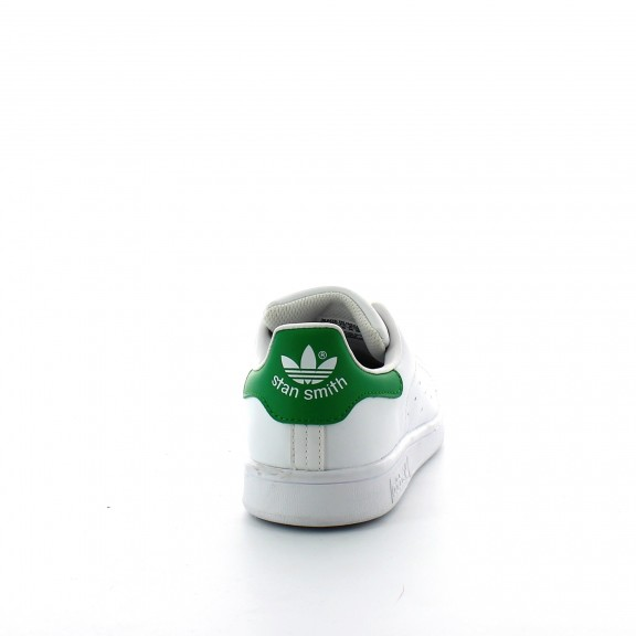 Zapatillas adidas Stan Smith blanco/verde junior