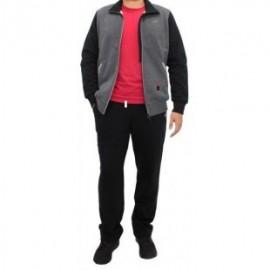 Chandal Lotto Bryan III Suit Fl S2812 gris hombre