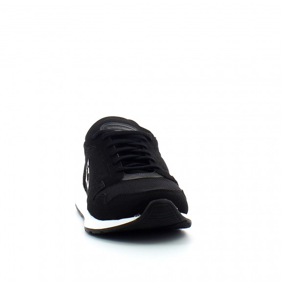 Zapatillas Le Coq Sporif Omega X gs mesh/reflective negro jr