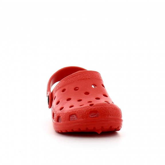 Sandalias inyect-eva mezcla rojo junior