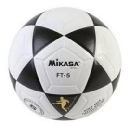 Balon futbol Mikasa Ft-5 blanco-negro
