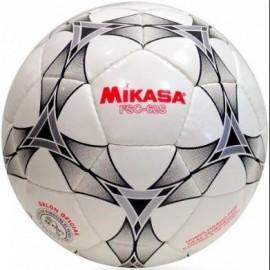 Balon futbol sala Mikasa Fsc-62s blanco-negro