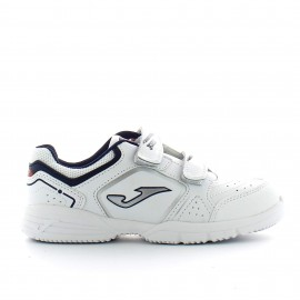 Zapatillas Joma W school jr 706 blanco rojo