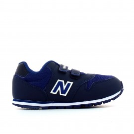 Zapatillas New Balance Kv500bbi negro azul bebé