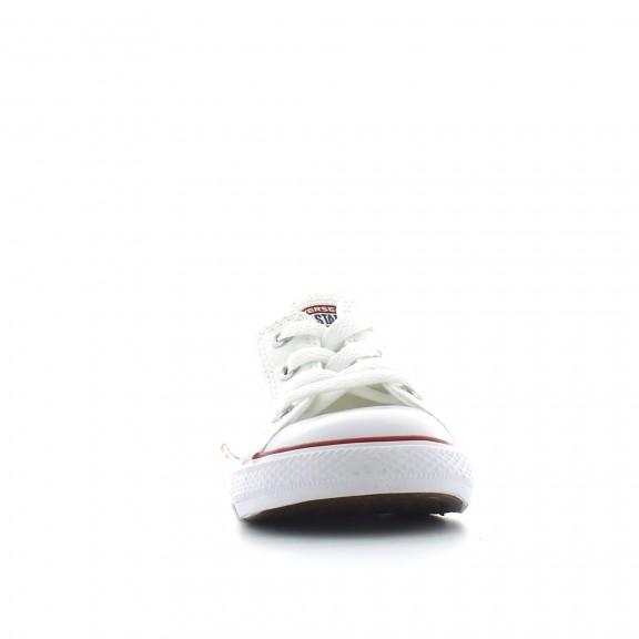 Zapatillas Converse All Star ox blanco bebé