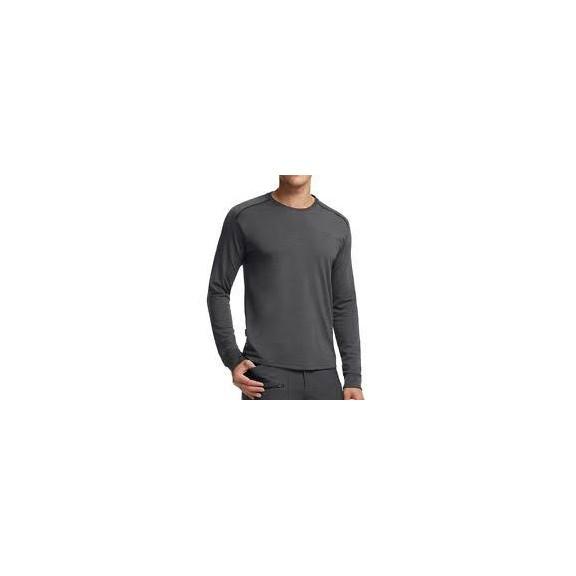 24c951a5abe6e Camiseta Icebreaker Everyday Ls Gris Hombre - Deportes Moya