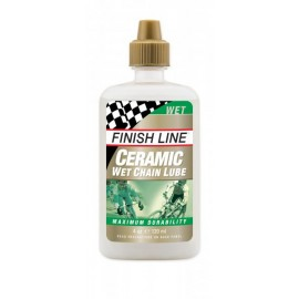 Lubricante Finish Line Ceramic Wet Lube bote 4 oz/120 ml