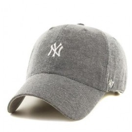 Gorra 47brand New York Yankees gris