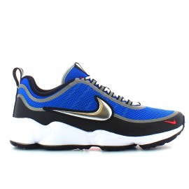 Zapatillas Nike Air Zoom Spiridon azul negro hombre