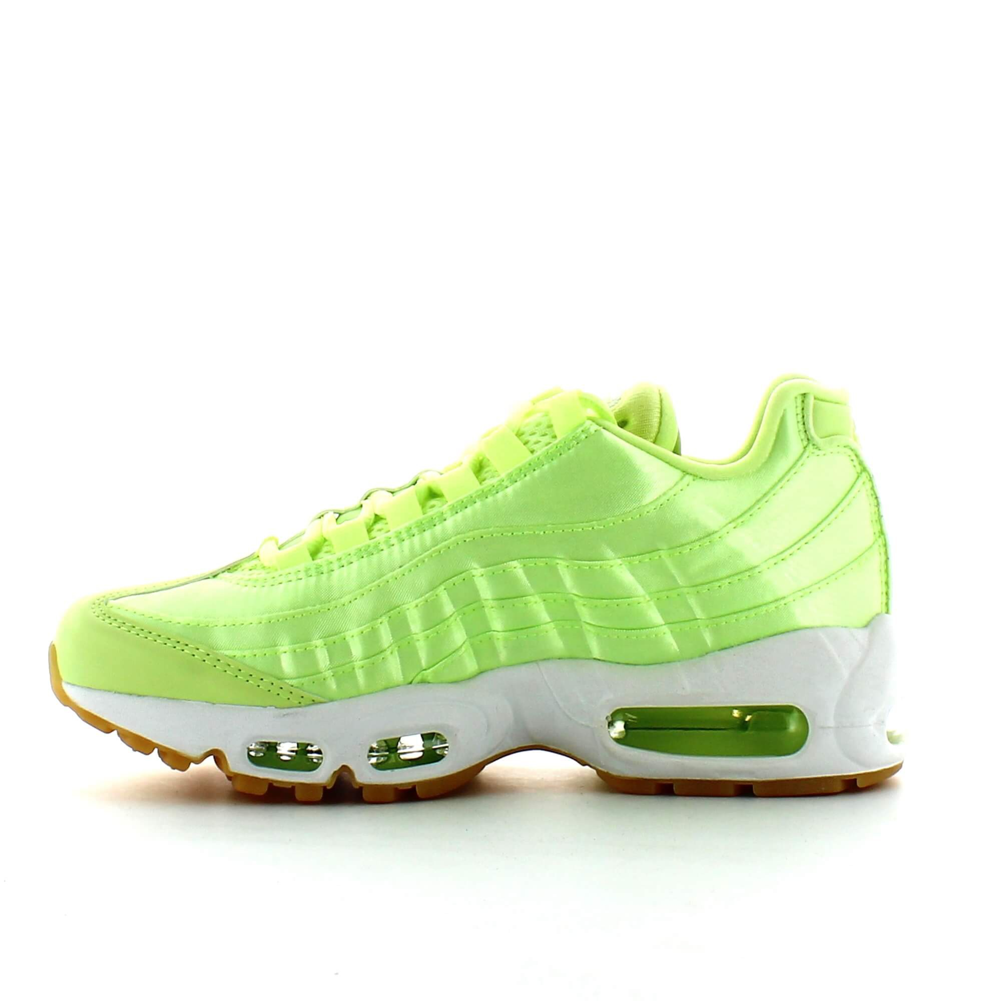Zapatillas Nike Wmns Air Max 95 Wqs Verde Lima Mujer