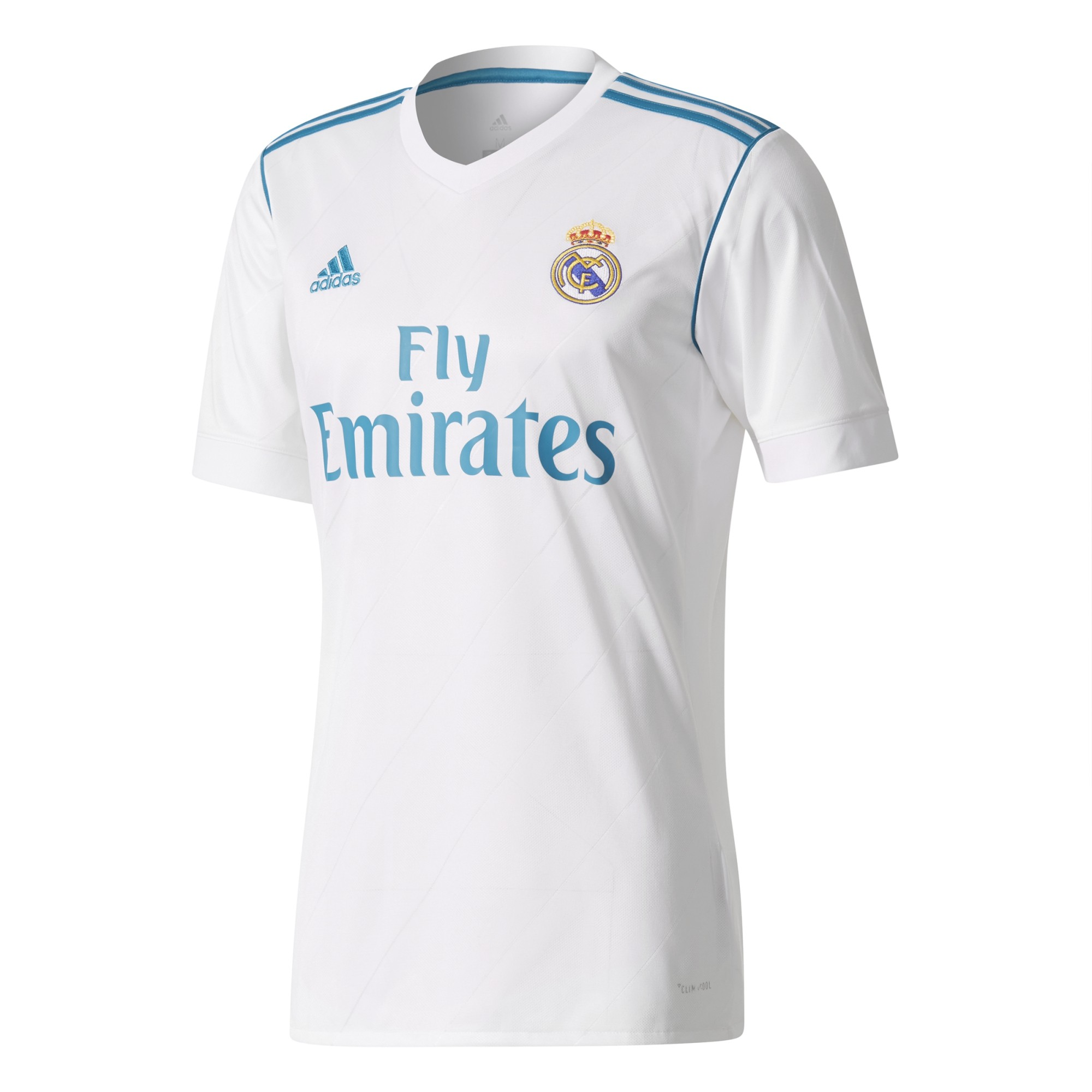 Camiseta Adidas Real Madrid Blanco Hombre - Deportes Moya e97a7456a95d0