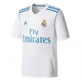 Camiseta Adidas Real Madrid blanco junior