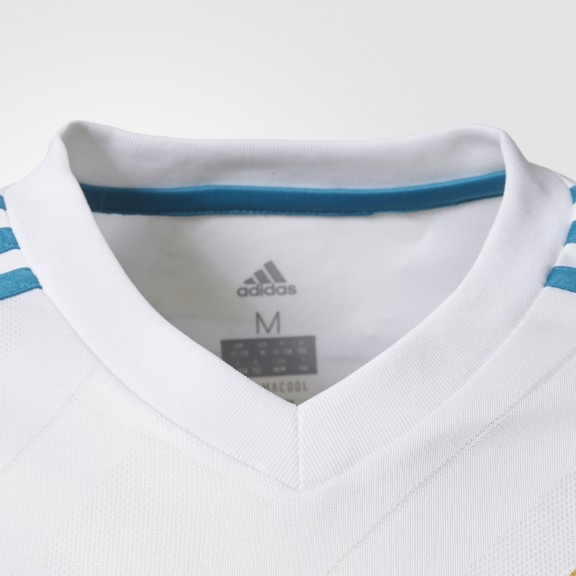 Camiseta adidas Real Madrid blanco junior