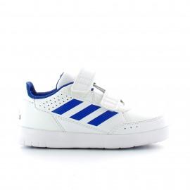 Zapatillas Adidas Altasport cf I blanco/azul bebé