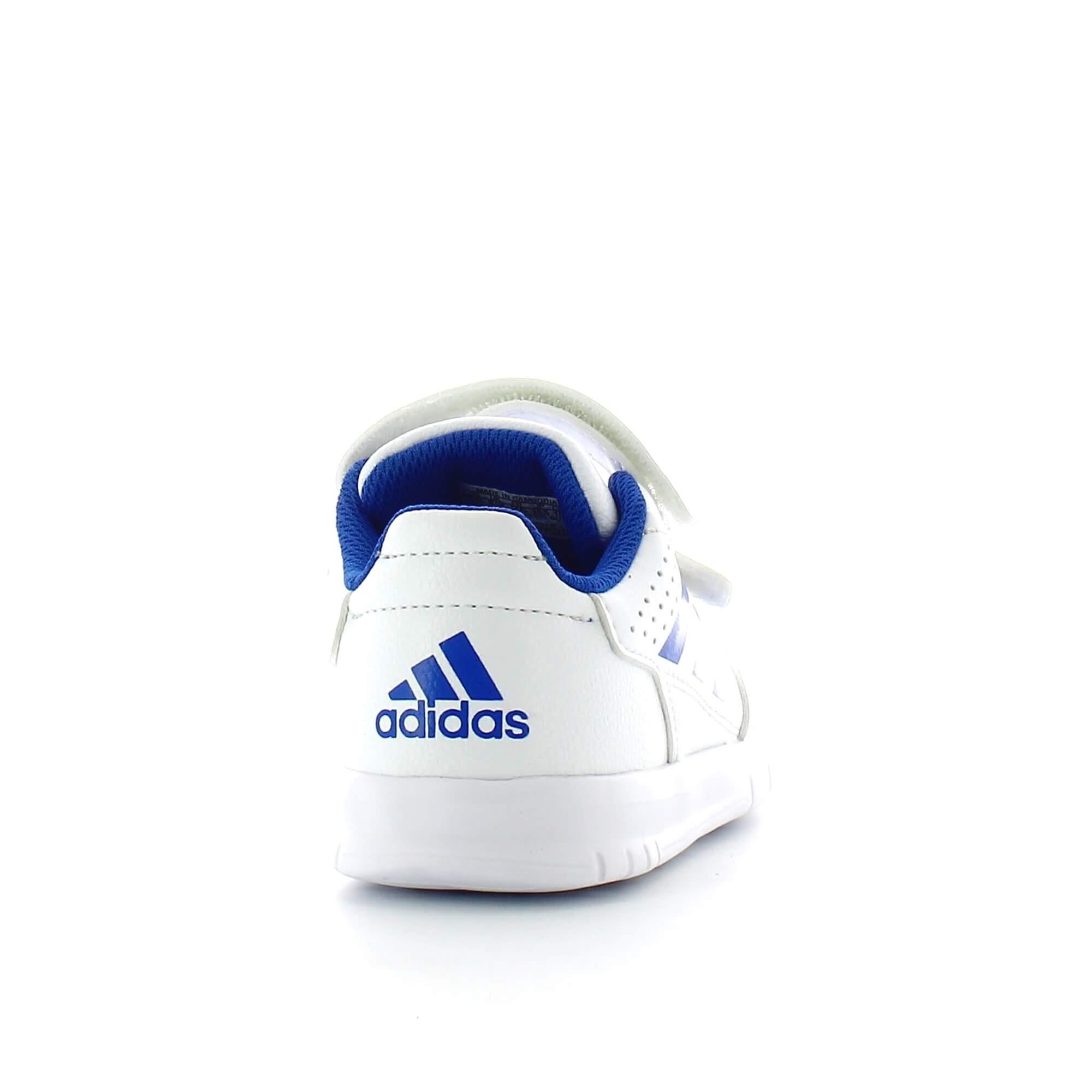 new product b1f56 abd81 Zapatillas Adidas Altasport Cf I BlancoAzul Bebé - Deportes
